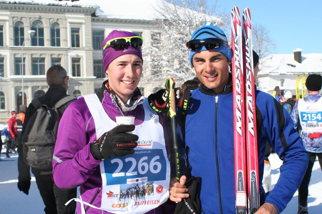 Einsiedler Skimarathon