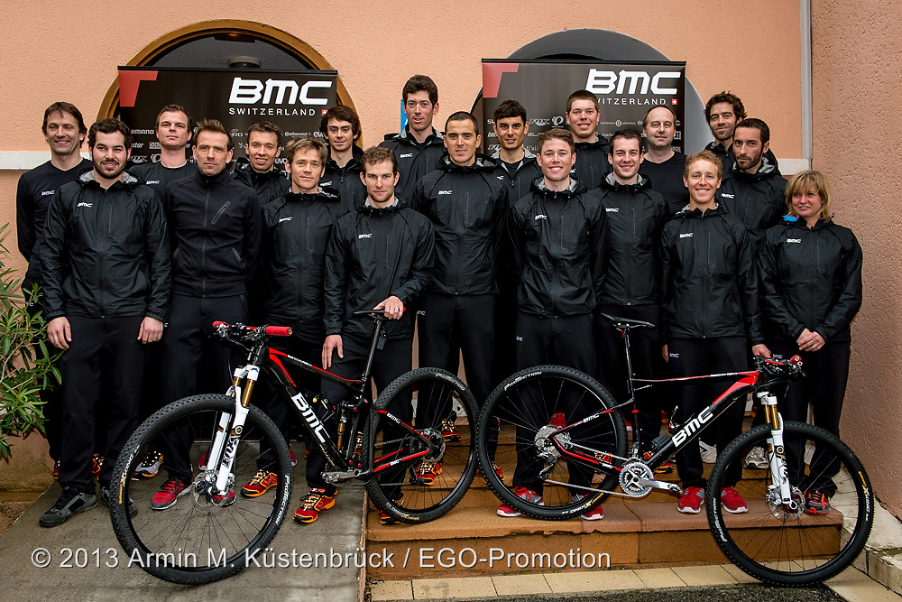 BMC Teampräsentation