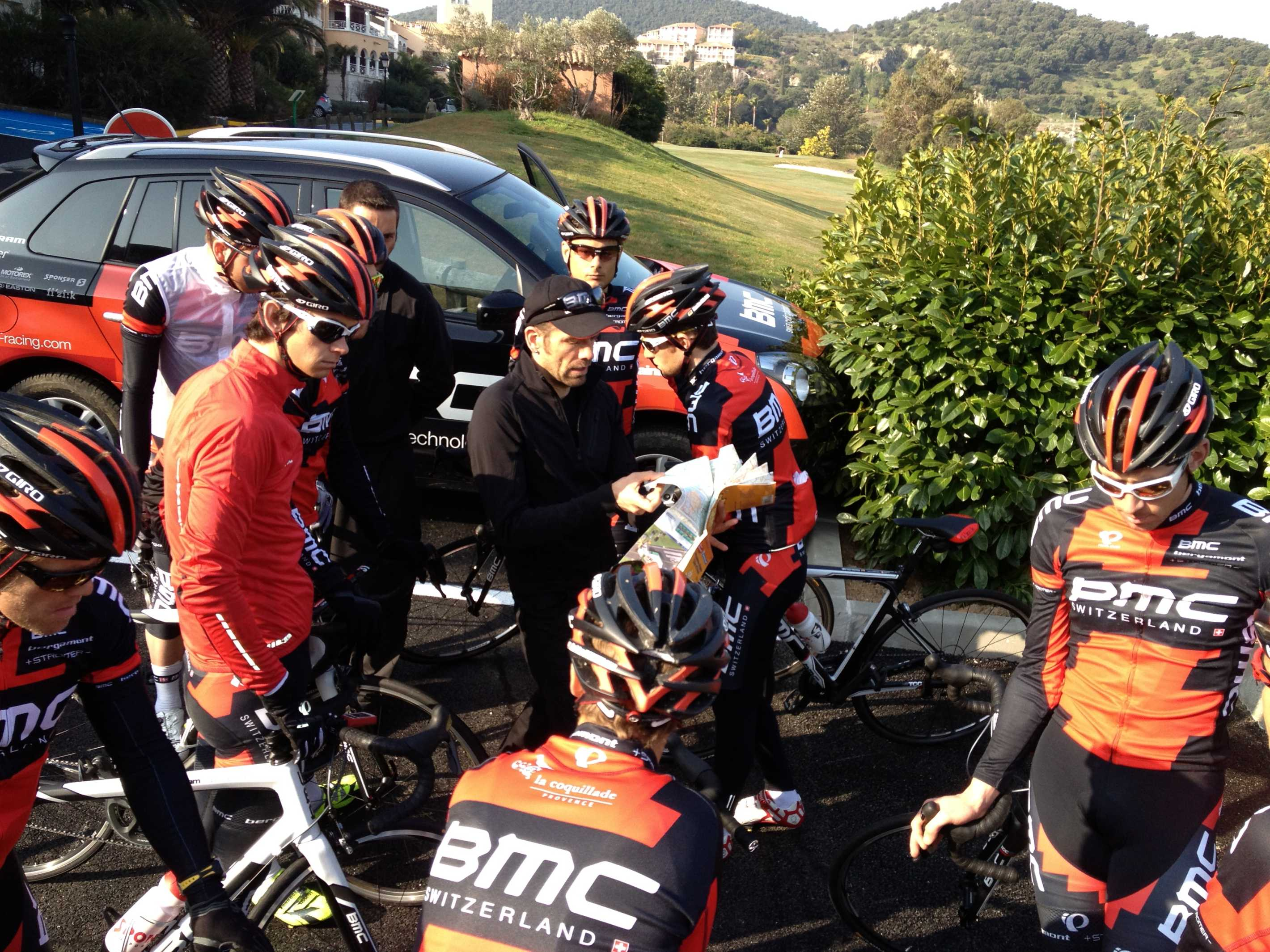 BMC Trainingslager