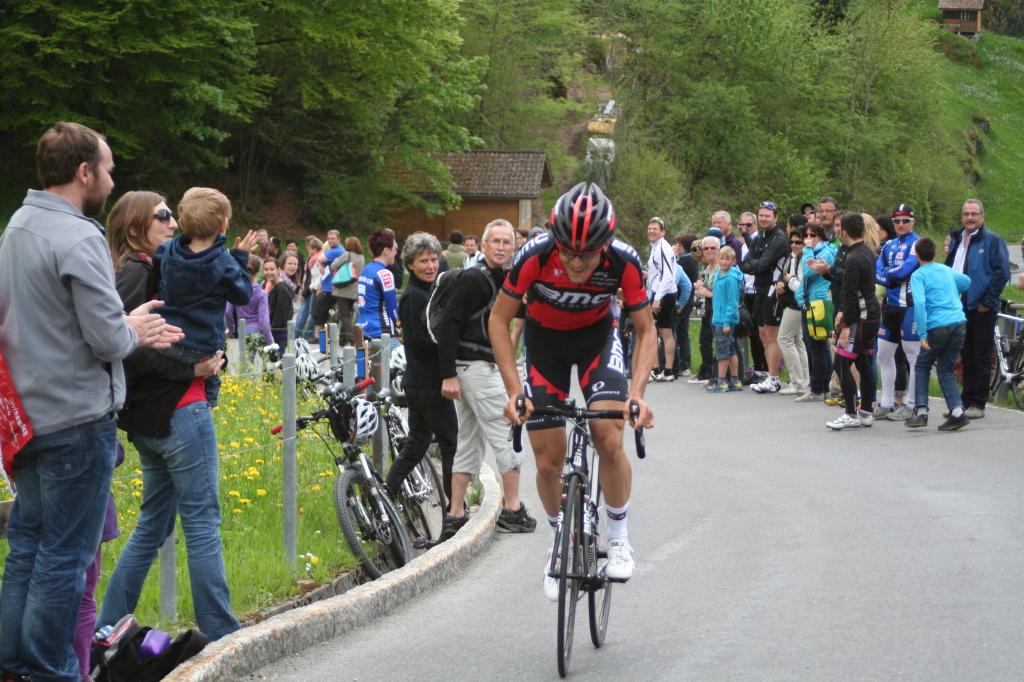 Bergrennen Silenen-Amsteg-Bristen