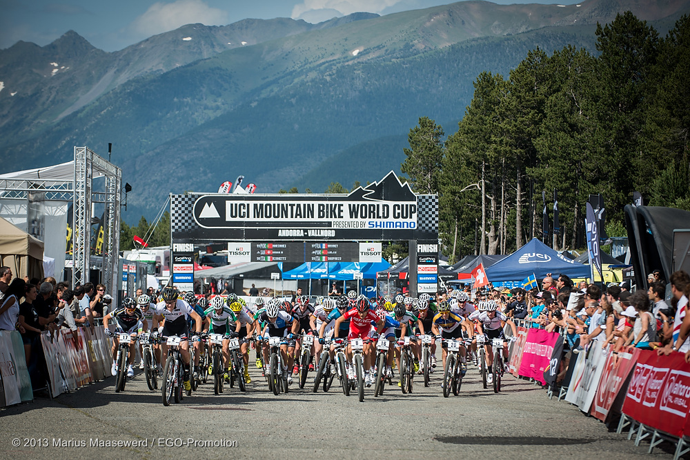 Weltcup Vallnord