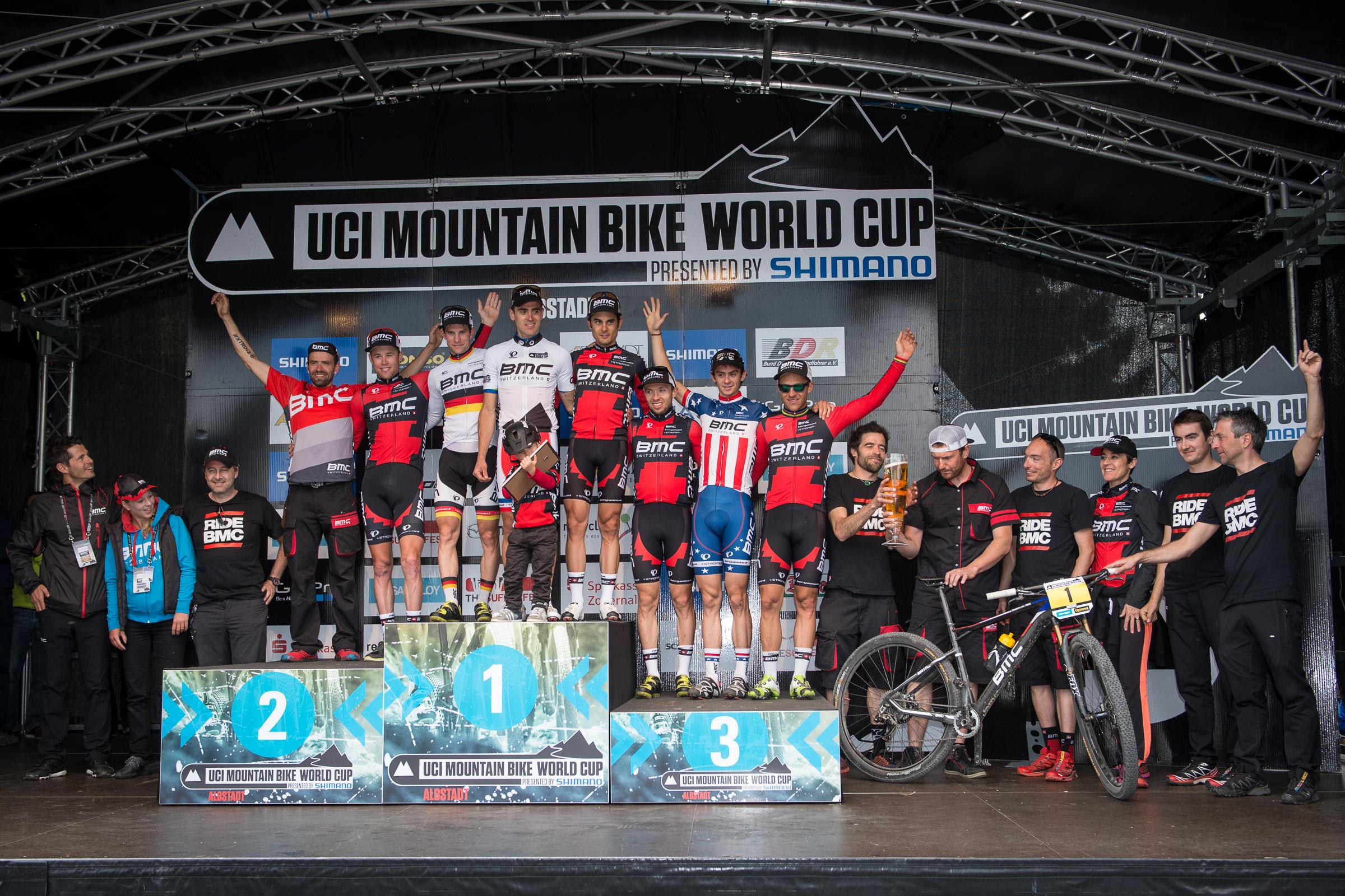 BMC Mountainbike Racing Team